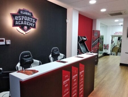 The Global eSports Academy abre sus puertas