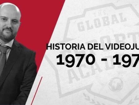Historia del videojuego como arte y práctica deportiva: 1970-1975
