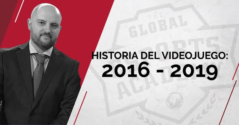 Historia del videojuego 2016 - 2019