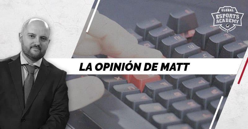Opinion de Matt
