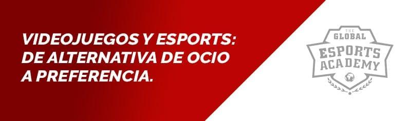 esports videojuegos confinamiento